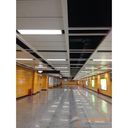 地铁工程铝单板和铝方通