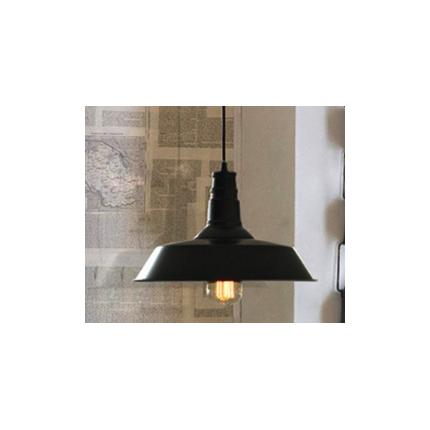 设计师loft美式风格仓库阳台过道铁艺餐厅吧台复古单头吊灯