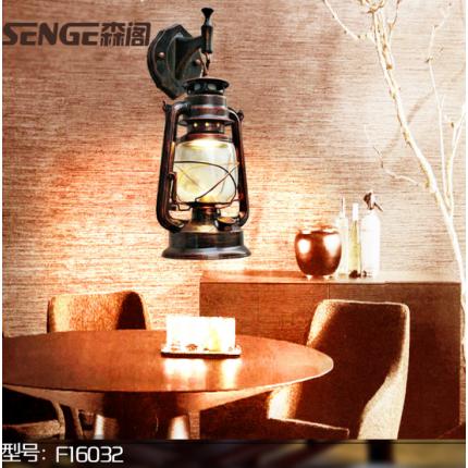 复古风格室内个性直销吊灯个性卧室壁灯灯饰灯具