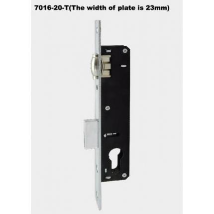 锁体7016-20-T(塑钢门锁)