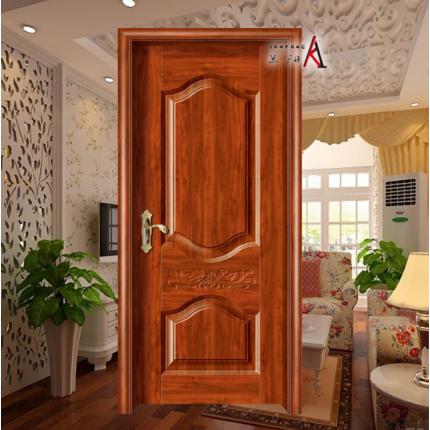 环保室内木门 生态 实木复合烤漆套装门特价 #LY-6014