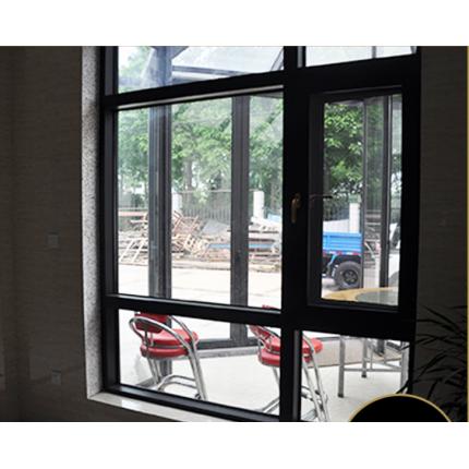 杜勒博断桥窗纱一体110 135平开窗 卫生间阳台平开窗
