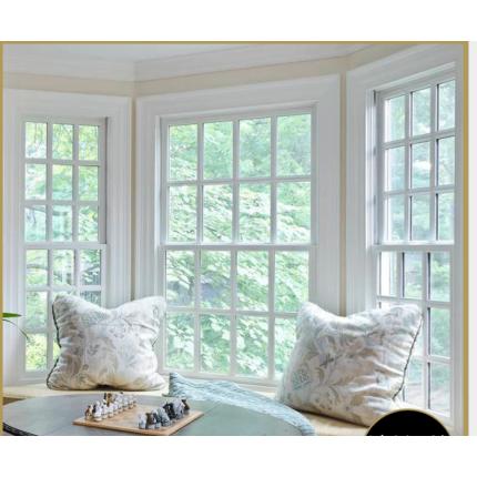 非断桥铝钢化玻璃窗 隔音推拉窗 封阳台铝合金门窗