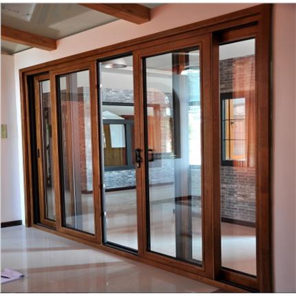 华墅 高档正品木铝复合门窗 断桥铝门窗 别墅实木窗 隔音门窗