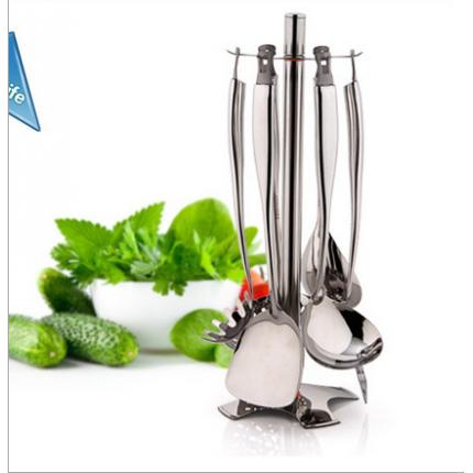 不锈钢厨具炊具 厨房锅铲套装 不锈钢餐具