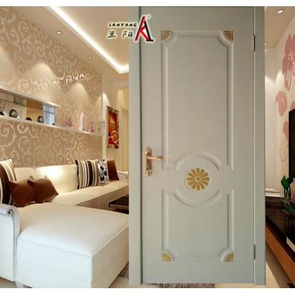 仿真实木门 实木复合烤漆门室内实木套装门
