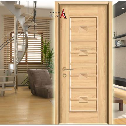 环保生态室内烤漆实木复合房门间 整套木门 韩式拼接门