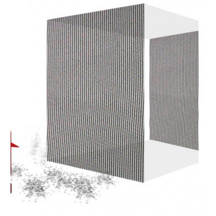 防雾霾纱窗 有效阻挡微尘PM2.5颗粒 纳米防雾霾窗纱