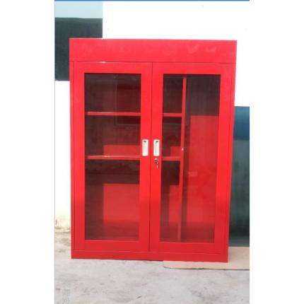消防器材放置柜 展示柜 防护用品储存柜