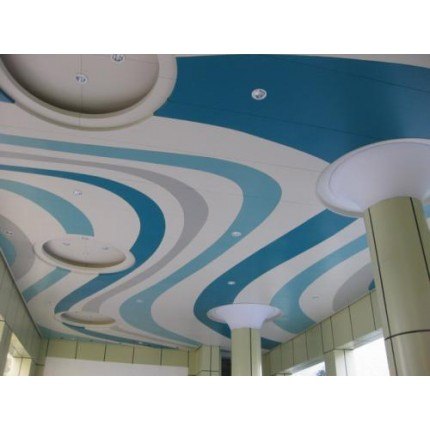 吊顶铝单板-冲孔氟碳铝单板-异型铝单板