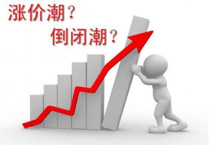 行业解析:涨价潮只是开始,也许很多五金工厂将面临倒闭!