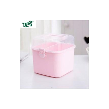 正方形多功能化妆品小件收纳盒