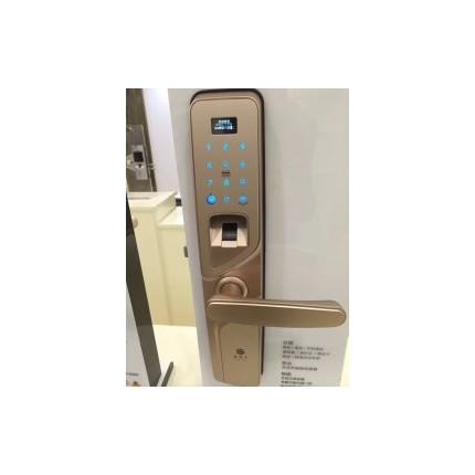豪力士2016新款智能锁,防盗门锁,指纹密码锁