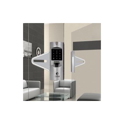 千御物联Q2120F智能锁 家用办公室防盗门锁 玻璃门智能锁 正品