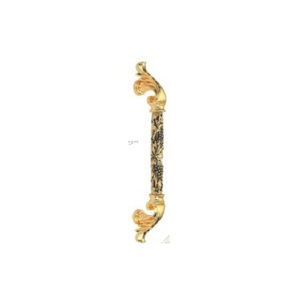 智力德镂空锌合金欧式家具拉手