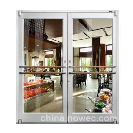 福州兄弟豪华型店面玻璃门