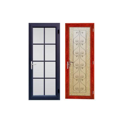 圣米兰门窗70平开门