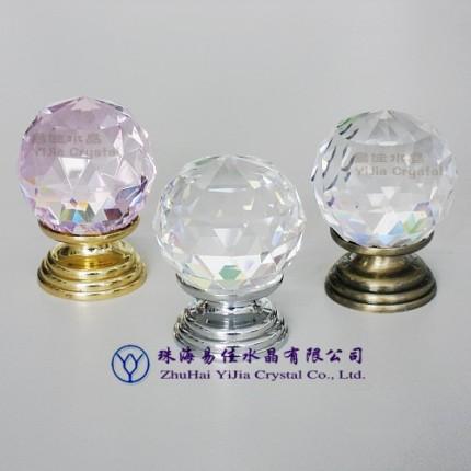 水晶拉手(110-40D-TDNGLS)