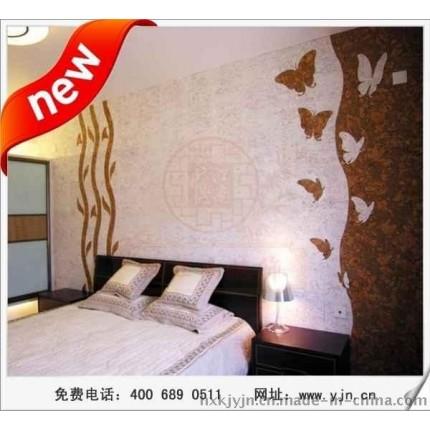 墙饰新材料忆江南墙衣,家装艺术墙体环保涂料
