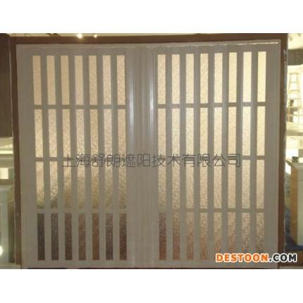 PVC豪华折叠门窗