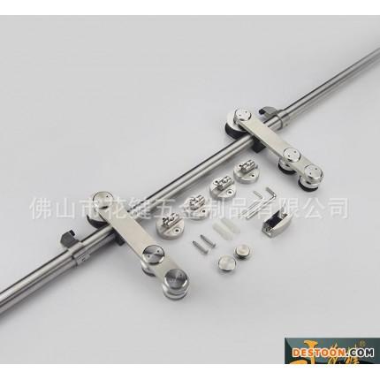 偏心结构可调节不锈钢五金吊轮门窗配件含8个镍以上304