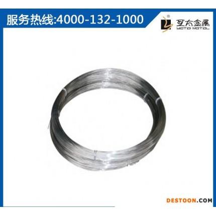 厂家直销 五金用料304不锈钢丝扁线 拉链线原材料