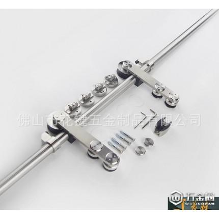 耐磨及超强承重不锈钢五金吊轮门窗配件含8个镍以上304