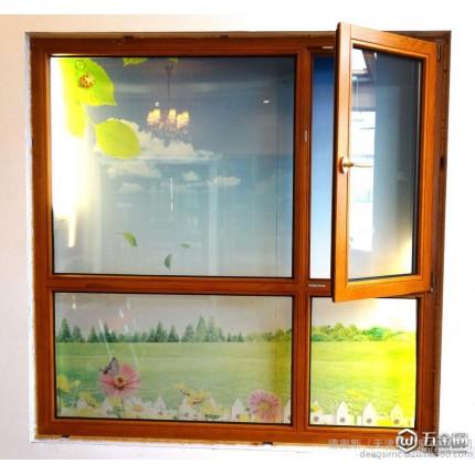 华建铝业铝包木门窗铝木门窗(天津)生产销售中心
