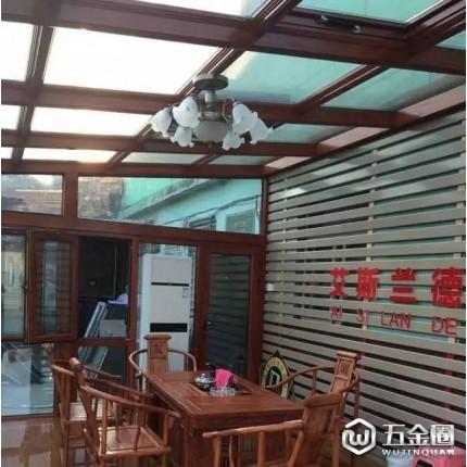 厂家直供 木包铝门窗 铝包木门窗  铝包木阳光房 纯实木门窗 阳光房 铝木门窗
