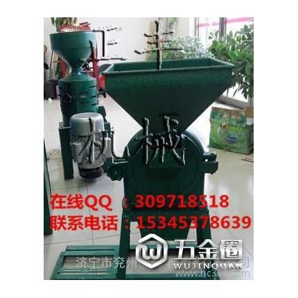 中药材磨粉机  的粉料加工机械 买磨面机就找正丰机械