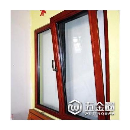 供应  门窗 木包铝仿古门窗 断桥铝门窗