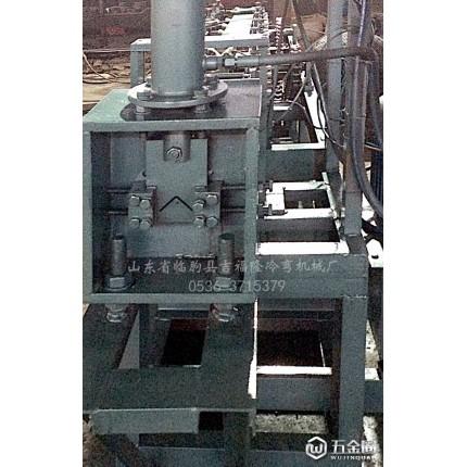 吉福隆角钢 角钢机械 角铁机械 角铁成型机 冷弯成型机 角钢机械哪有生产的 角铁机械成型厂家
