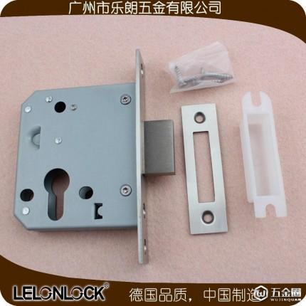 乐朗RML-19不锈钢55ZL通道门锁体 优质防火门锁体 通道门锁五金配件