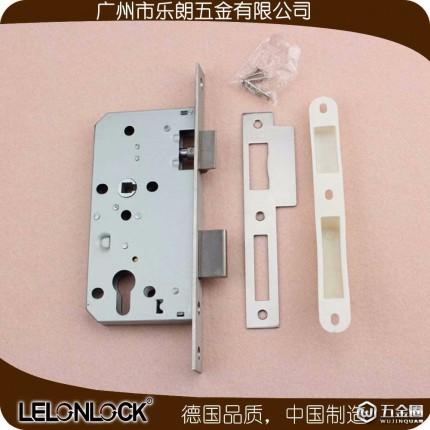 乐朗RML-13不锈钢5572锁体 防盗门锁锁体 插芯锁体 锁具门用五金配件