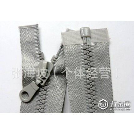 多规格树脂开口服装拉链彩色拉锁 羽绒服棉衣外套专用拉链