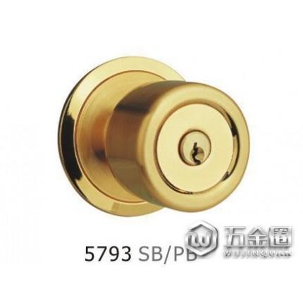 富宇五金 球形锁 卫生间球形锁 家用卫生间球形锁 卫生间球形