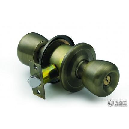 供应喜勒5731球型锁  房门球形锁  机械门锁 五金锁