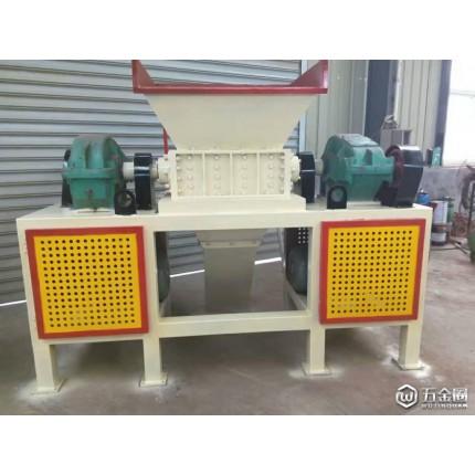 建力机械 热销可定制各种型号撕碎机 PVC管废钢管塑料双轴撕碎机 优质生活垃圾建筑垃圾破碎机 节能橡胶轮胎撕碎机