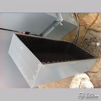 丰跃机械 GSZ-250 降噪可以达到20-25分贝消声设备专业隔声罩 消声设备