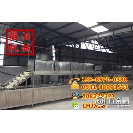 联浩机械 大型全自动腐竹油皮机价格/加工腐竹油皮的设备多报价 豆制品加工设备