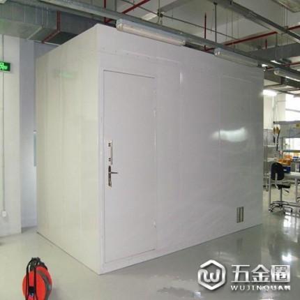 丰跃机械 GSZ 供应罗茨鼓风机降噪设备消音房、隔声罩、消声器,厂家直销。