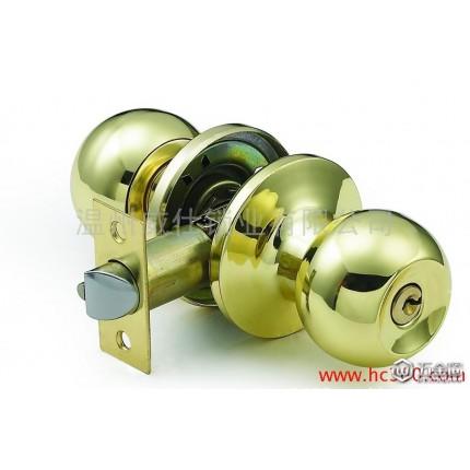 喜勒607 三杆球形锁 门锁厂家 适合各种房门秋型锁  五金锁具