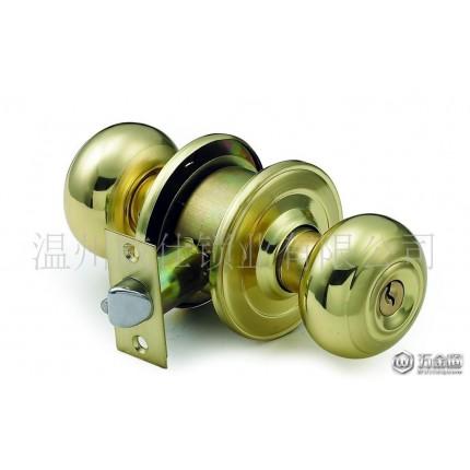 供应喜勒5792筒式球形锁 圆筒锁 机械门锁 三杆锁