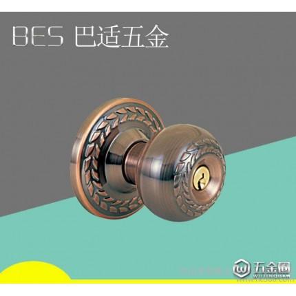 中山 球形锁  房门球锁 室内门锁 机械锁 卫生间门锁
