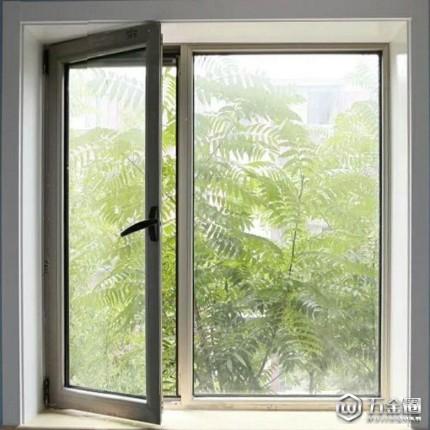 义连加工定做 节能隔热  塑钢门窗