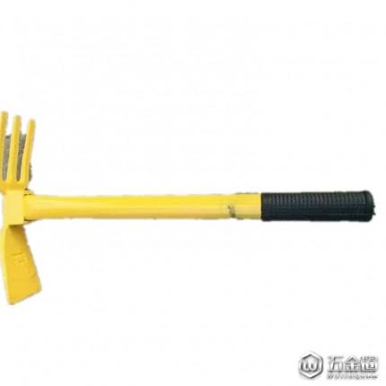 厂家直销 隆诺五金工具 园林工具 两头忙 花铲 两用锄头 花卉农具