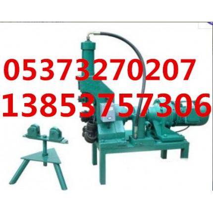 219型电动滚槽机 压槽机 沟槽机