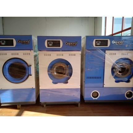 深州市低价销售二手干洗店设备二手洁希亚干洗机