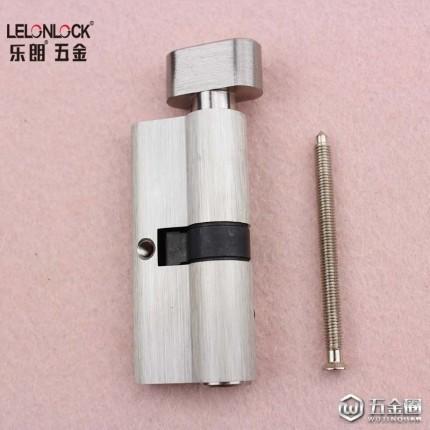 RCR-02卫生间BK锁芯室内门锁五金配件木门锁胆正规欧标锁头 防盗门锁芯