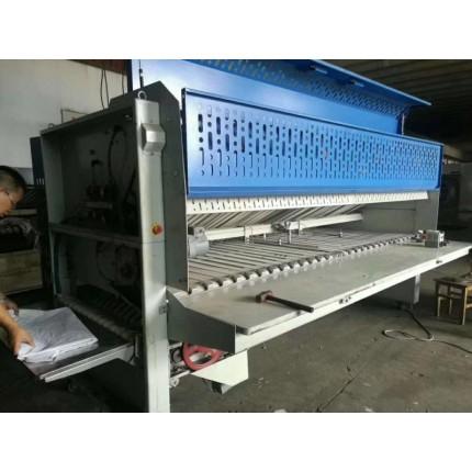 枣庄二手百强精品3.3米折叠机出售二手海狮12公斤干洗机
